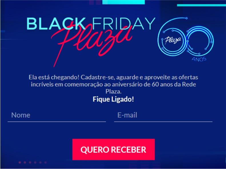 45d0585f81 Black Friday agita clientes da Rede Plaza de Hotéis