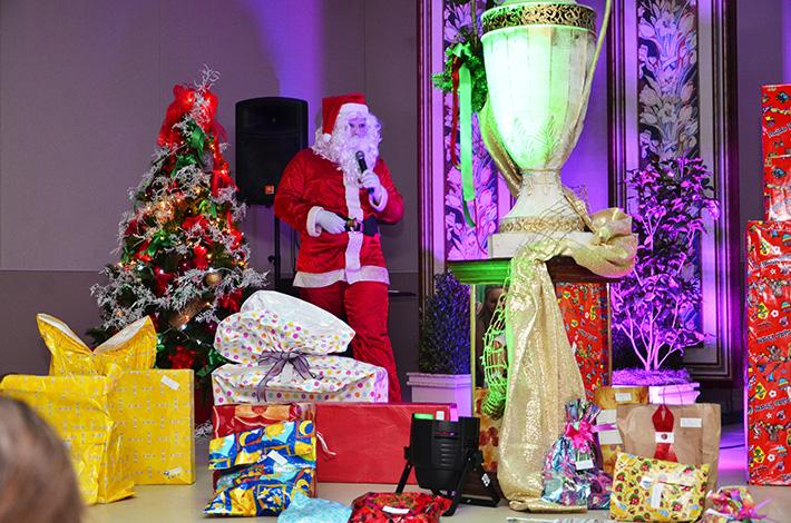 Natal no Plaza Caldas da Imperatriz
