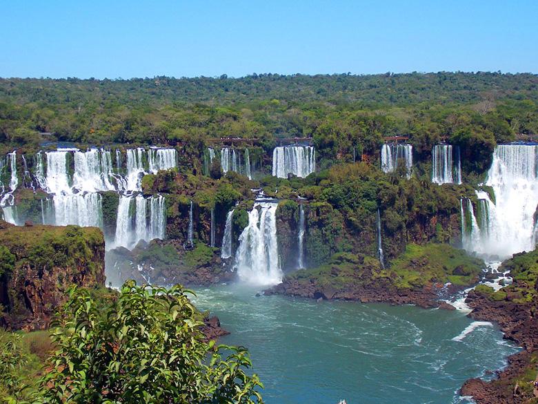Destino turístico no Brasil Foz do Iguaçu