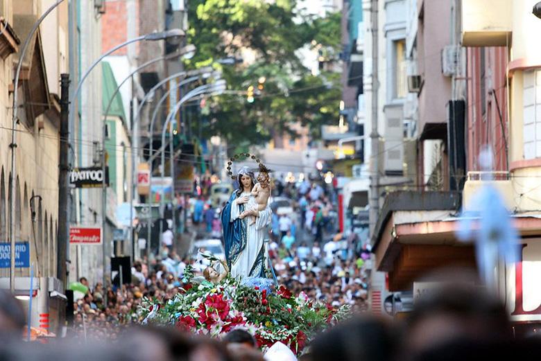 Festa de Navegantes em Porto Alegre