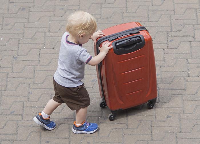 Viagem de crianças desacompanhadas