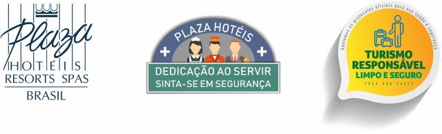 Plaza Hotéis contra o COVID-19